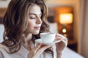 Come fa l'aroma del caffè a coinvolgere tutti i nostri sensi?
