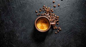 Caffè naturale e caffè lavato